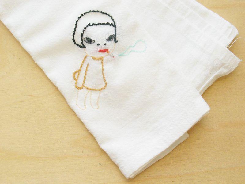 Jen's towel s