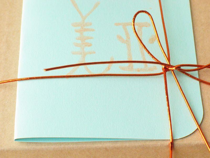 Mia's gift box