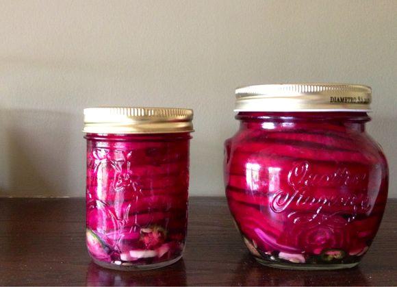 In Jars.