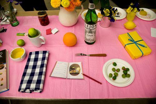 Edible version of Wonner's Still-Life
